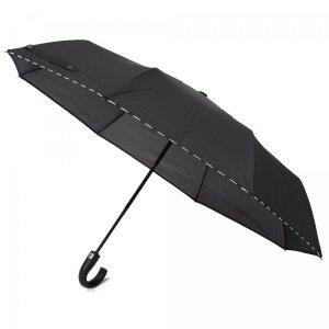 Зонт Baldinini. Цвет: чёрный