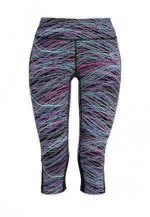 Капри Nike W NK PWR EPIC LUX CPRI PR. Цвет: разноцветный