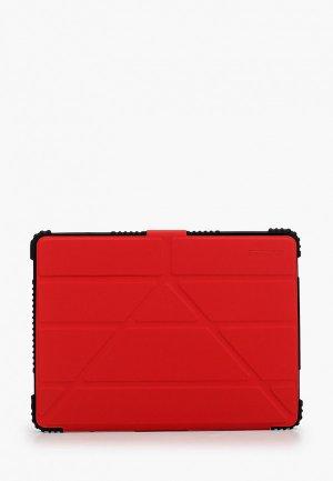 Чехол для iPad Capdase Противоударный, BUMPER FOLIO Flip Case, 10.2 (2019). Цвет: красный