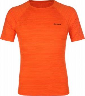 Футболка мужская , размер 52 Demix. Цвет: оранжевый