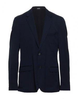 Пиджак LANVIN. Цвет: темно-синий