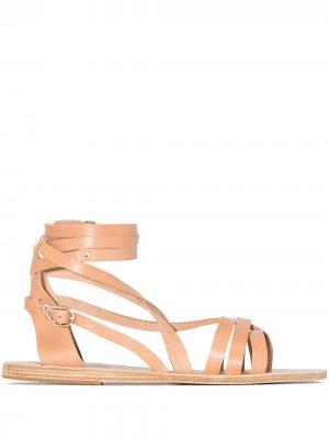 Сандалии Satira Ancient Greek Sandals. Цвет: нейтральные цвета