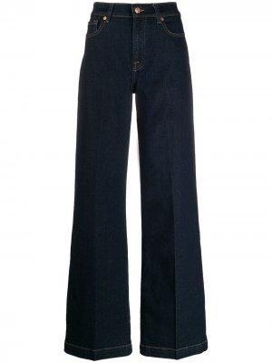 Расклешенные джинсы 7 For All Mankind