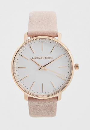 Часы Michael Kors MK2741. Цвет: розовый