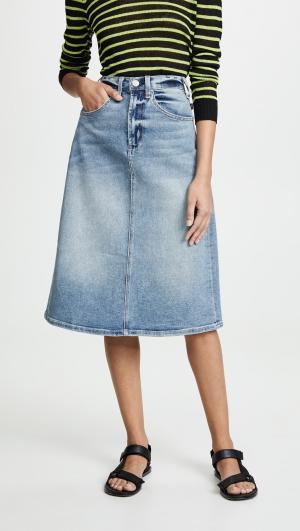 I Got You Babe Skirt McGuire Denim
