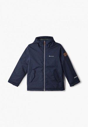Куртка утепленная Outventure. Цвет: синий