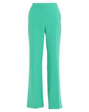 Повседневные брюки ATOS LOMBARDINI. Цвет: зеленый