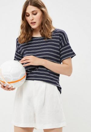Футболка Betty & Co BE086EWBUQJ5. Цвет: синий