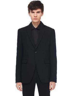 Костюмный пиджак RICK OWENS. Цвет: черный