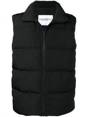Жилет Americana Calvin Klein Jeans Est. 1978. Цвет: черный