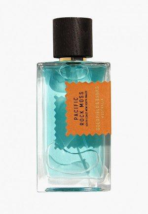 Парфюмерная вода Goldfield & Banks Australia PACIFIC ROCK MOSS Perfume Concentrate 100 ml. Цвет: прозрачный