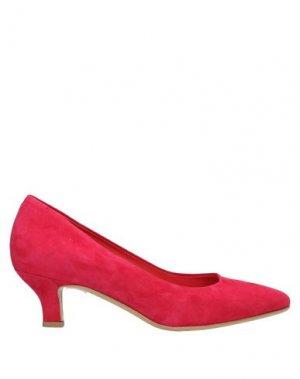Туфли PAS DE ROUGE. Цвет: фуксия