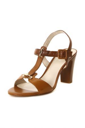 Туфли Calipso. Цвет: коричневый