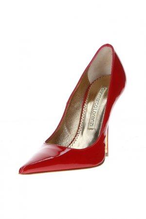 Туфли Gianmarco Lorenzi. Цвет: красный