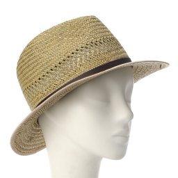 Шляпа N670/THIERRY зелено-бежевый COUSTILLERES