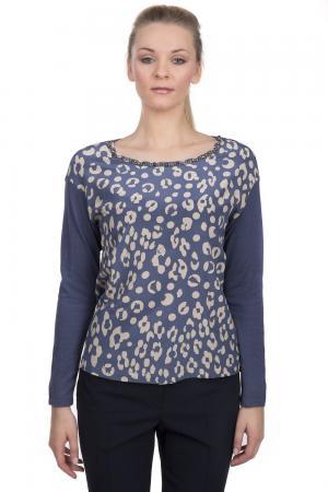 Пуловер Luisa Cerano. Цвет: разноцветный