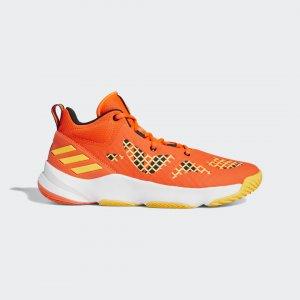 Баскетбольные кроссовки Pro N3XT 2021 Performance adidas. Цвет: красный