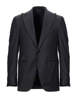 Пиджак GABO Napoli. Цвет: черный