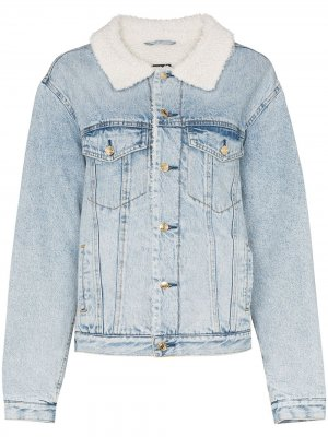 Джинсовая куртка 1984 P.E Nation. Цвет: синий