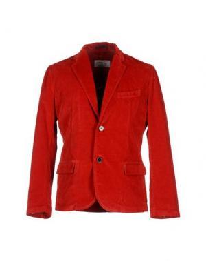 Пиджак DEPARTMENT 5. Цвет: красный