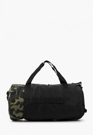 Сумка спортивная Under Armour Lifestyle Duffel. Цвет: черный