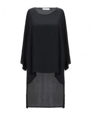 Блузка BEATRICE. Цвет: черный