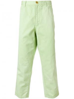 Укороченные брюки чинос Comme Des Garçons Shirt