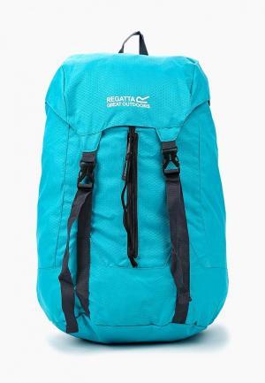 Рюкзак Regatta Easypack P/W 25L. Цвет: голубой