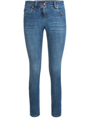 Зауженные джинсы BRUNELLO CUCINELLI