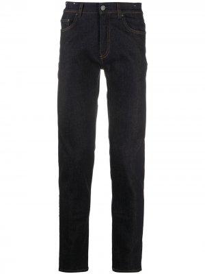 Прямые джинсы Pt01. Цвет: синий