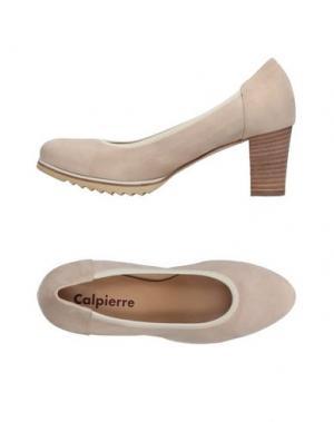Туфли CALPIERRE. Цвет: слоновая кость
