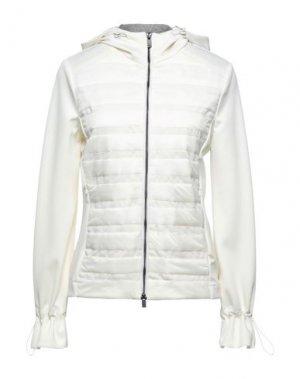 Куртка CIESSE PIUMINI. Цвет: белый