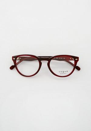 Оправа Vogue® Eyewear VO5382 2924. Цвет: бордовый