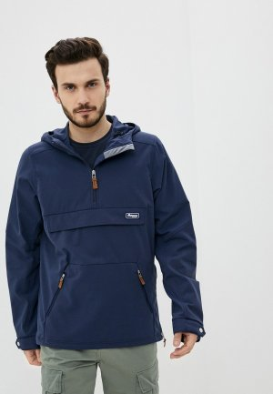 Куртка Bergans of Norway. Цвет: синий
