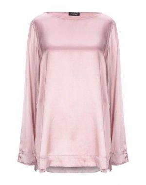 Блузка ANNECLAIRE. Цвет: розовый