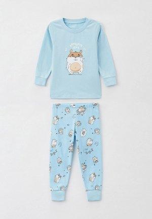 Пижама Mark Formelle. Цвет: голубой