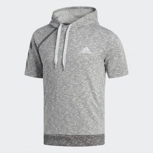 Свитшот PU SS SHOOTER Performance adidas. Цвет: серый