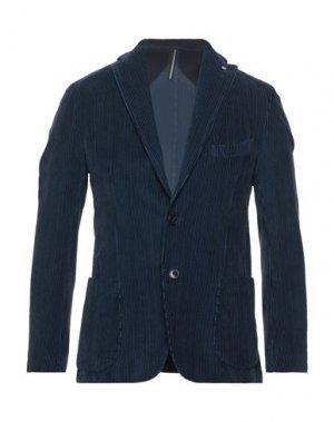 Пиджак JERRY KEY. Цвет: синий
