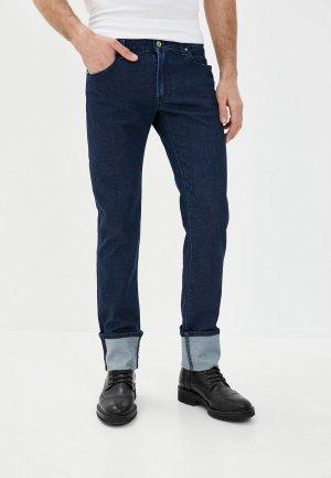 Джинсы Karl Lagerfeld Denim. Цвет: синий