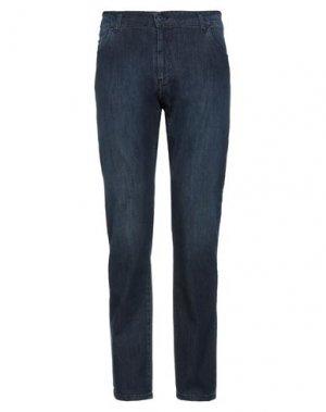 Джинсовые брюки ARMATA DI MARE. Цвет: синий