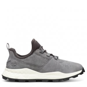 Обувь спортивная и для активного отдыха Brooklyn Lace Oxford Timberland. Цвет: серый