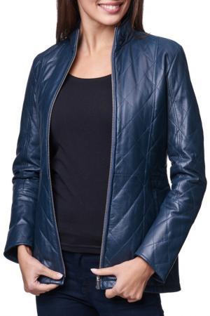 Куртка Jean Guise. Цвет: синий