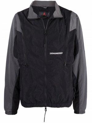 Куртка 23 Engineered на молнии Nike. Цвет: черный