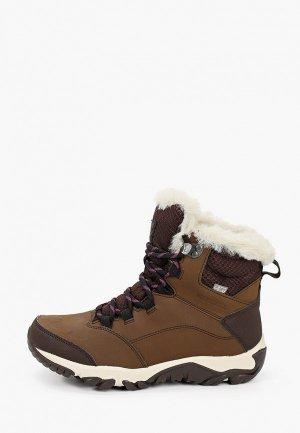 Ботинки Merrell THERMO FRACTAL MID WP. Цвет: коричневый