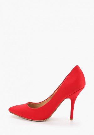 Туфли Second Lady. Цвет: красный