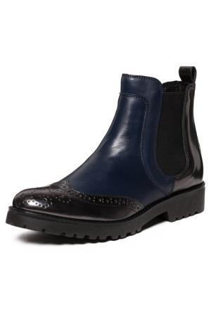 Ботинки BAGATT. Цвет: blue, black