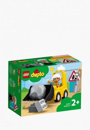 Конструктор LEGO Bulldozer. Цвет: разноцветный