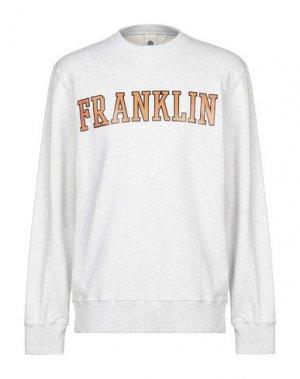 Толстовка FRANKLIN & MARSHALL. Цвет: светло-серый