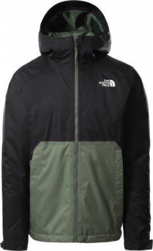 Куртка утепленная мужская Millerton, размер 44-46 The North Face. Цвет: разноцветный
