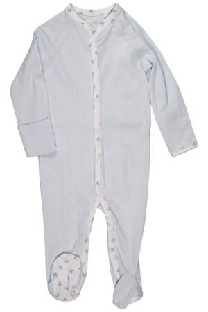 Комбинезон POLO RALPH LAUREN INFANT. Цвет: синий